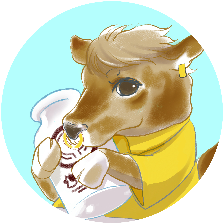 ジャージー牛乳