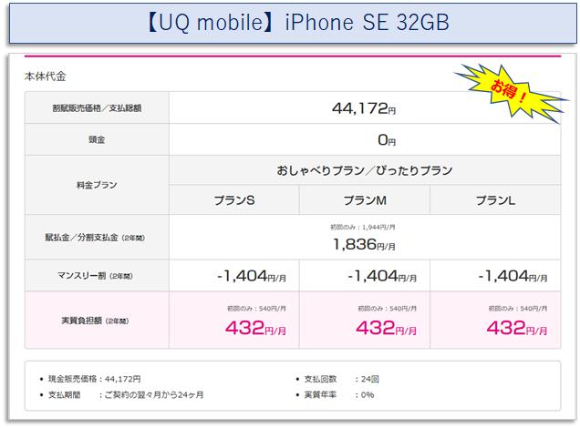 iPhone SE(32GB)